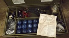 US Army.Electrical lighting equipment set. Boxed.